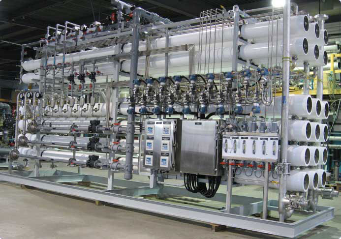H2o Innovation Bags 6 Drinking Water Systems Contracts For