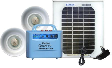 Home Light System-blue