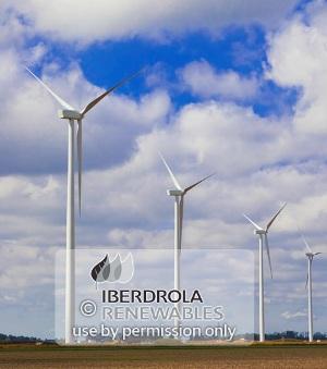 Iberdrola Blue Creek Wind Farm