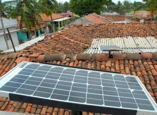 Tamilnadu solar