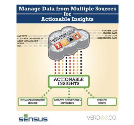 Sensus smart grid analytics
