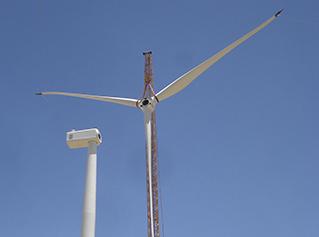 Klipheuwel wind power