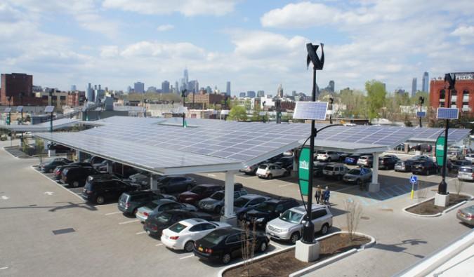Whole Foods Market Solar Carport