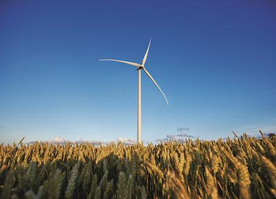 Siemens SWT-3.3-130 wind turbine