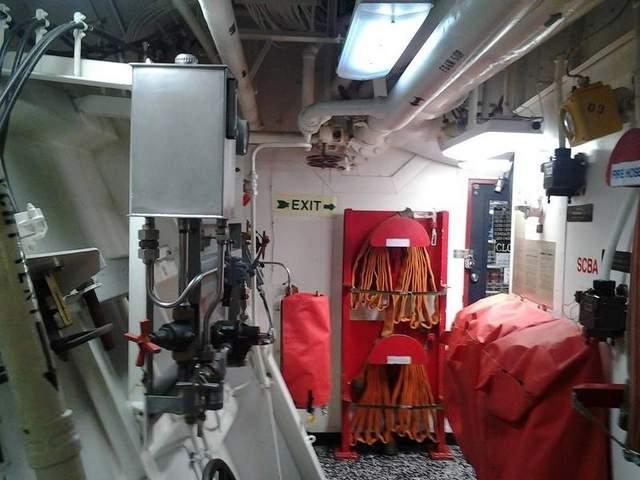 Us Navy Ships Adapt Led Lighting Technology