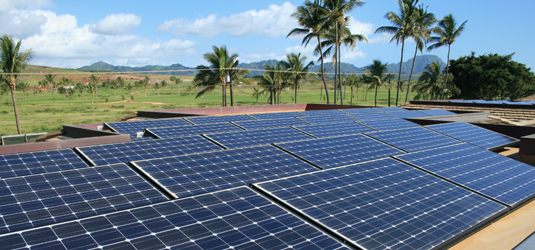 Hawaii_solar_photovoltaic_panels_on_a_roof_Image_Hawaii_State_Separtment_of_Education