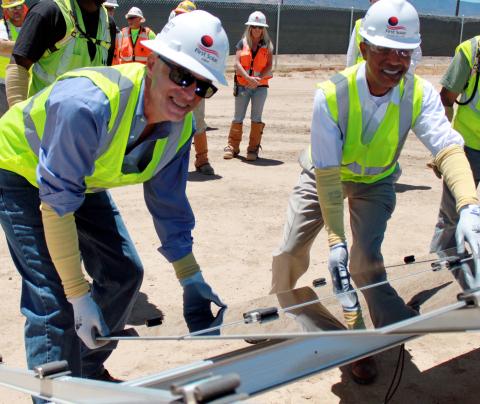California solar boom endorsing job opportunities