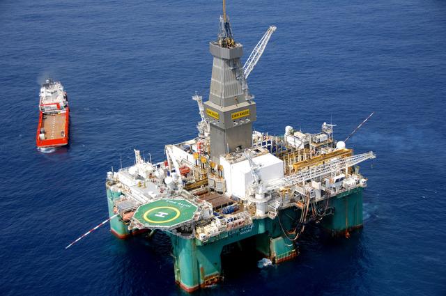 oil field Ghana