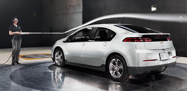 2017 Chevrolet Volt Electric Car Mo Exterior 648 316 07