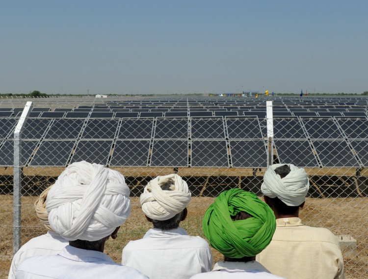 Indian Solar Projects