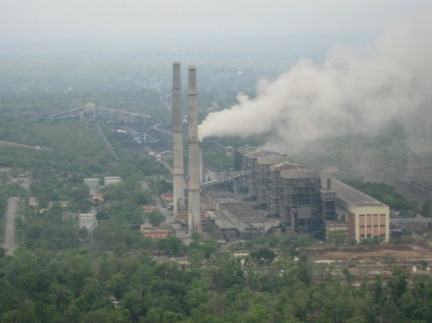 Satpura_thermal_power_plant-image from Asian Correspondent