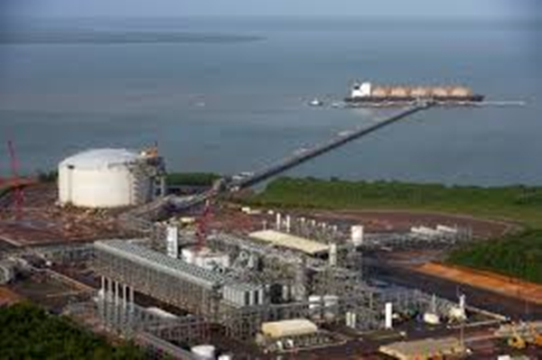 LNG plant image from Rigzone