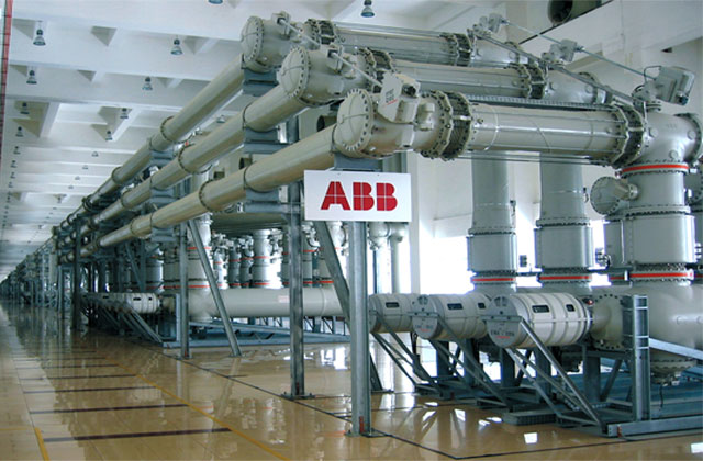 ABB switchgear installation Brazil