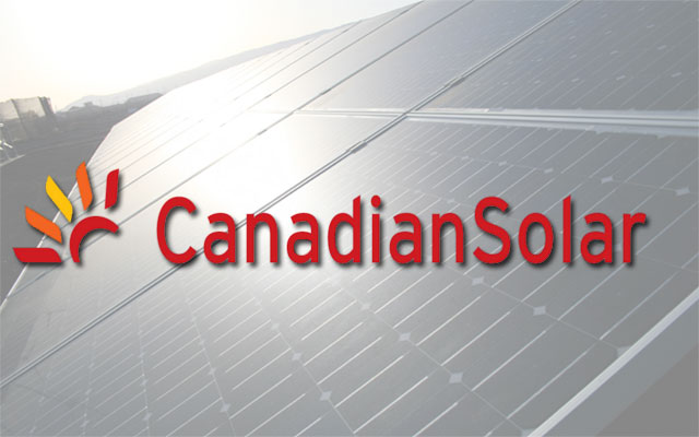 Canadian Solar Ontario project