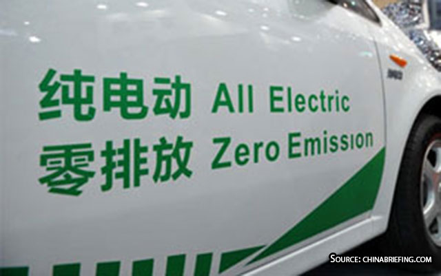 New-energy vehicle tax cuts