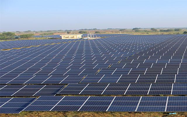 Rays Power solar project