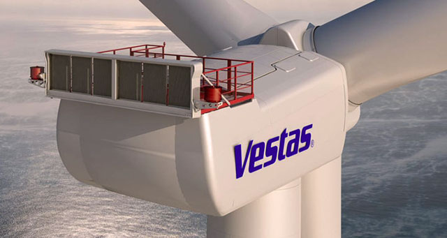 Vestas wind project