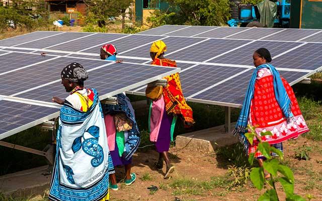 Solar energy Kenya