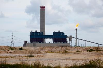 Yadadri power plant