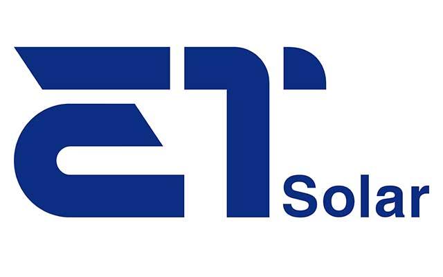 ET Solar logo