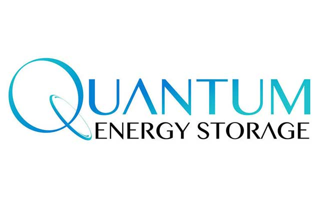 Quantum energy storage logo