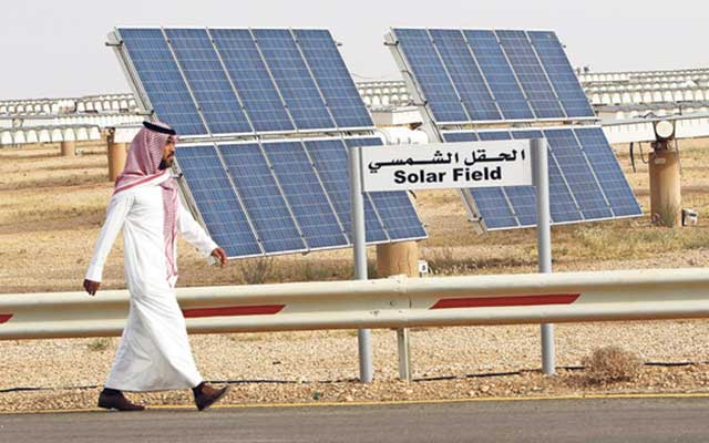 Saudi Arabia solar inverter factory