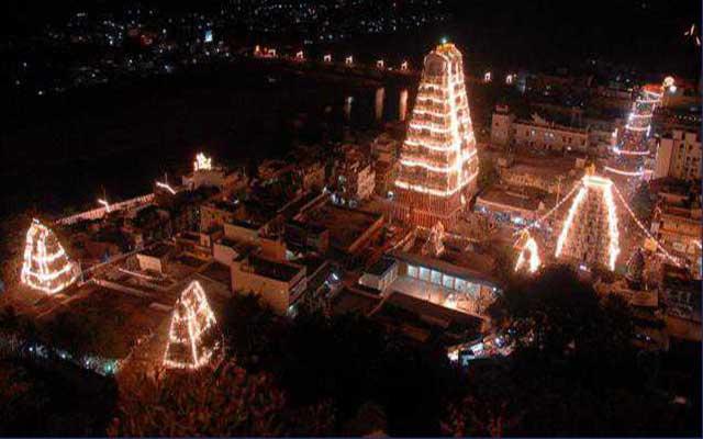 Srikalahasti temple Andhra Pradesh