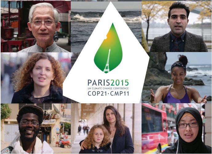 Climate change Paris