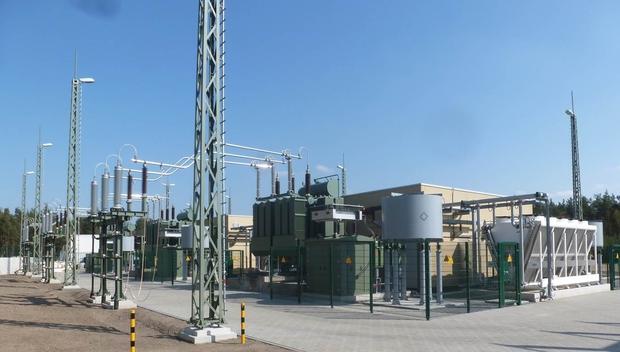GE Converter Station Lohsa
