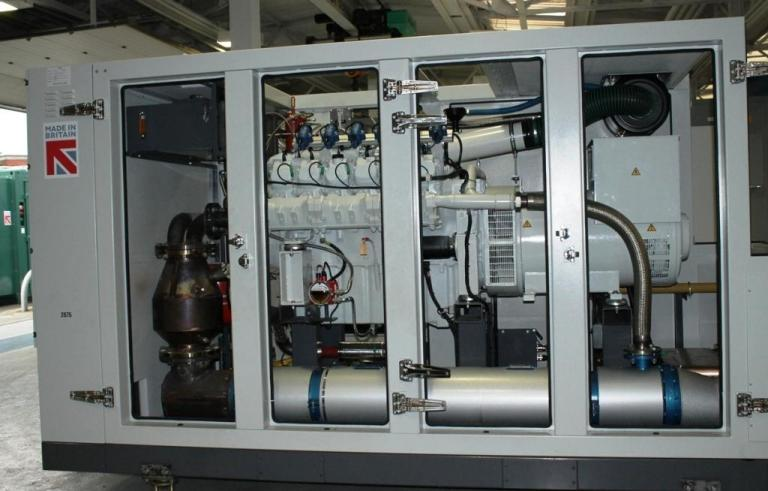 ENER-G new ultra-low NOx CHP system c