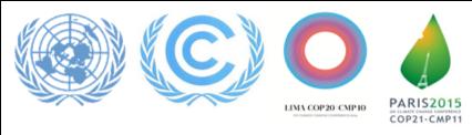 Lima to Paris Action Agenda