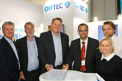 Siemens OffTEC partnership