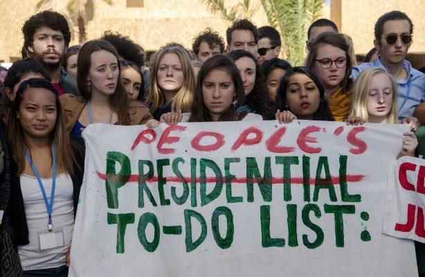 protest-against-trump