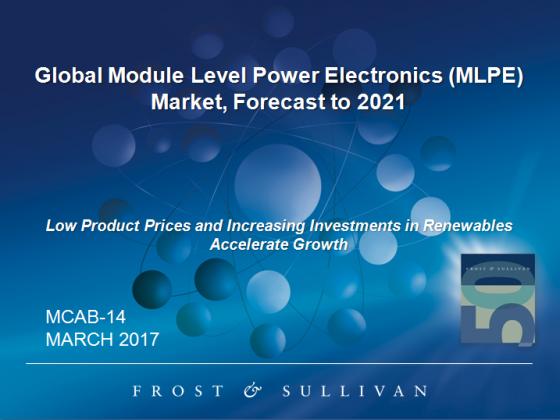 global module level power electronics