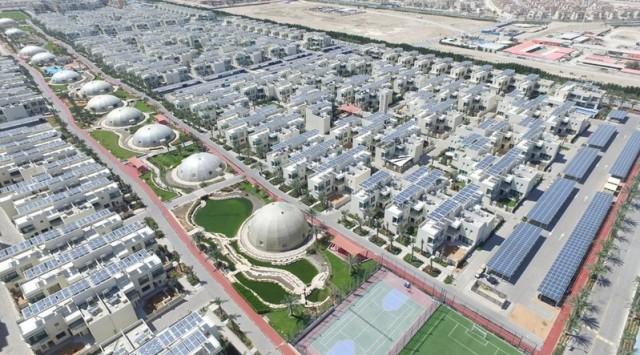 Sustainable City inDubai