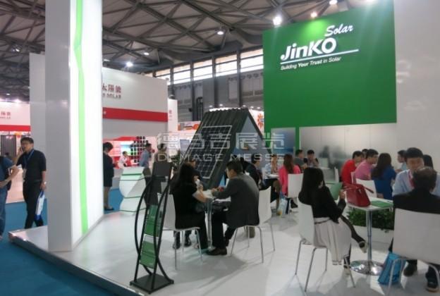 JinkoSolar in Asia