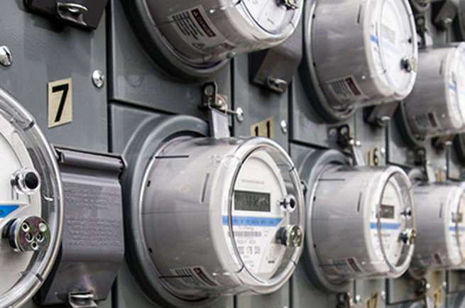 smart meter India project