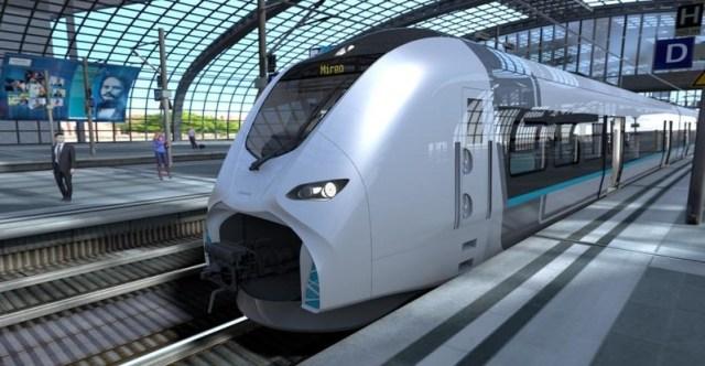 Ballard Power Systems to power Siemens Mireo light rail train