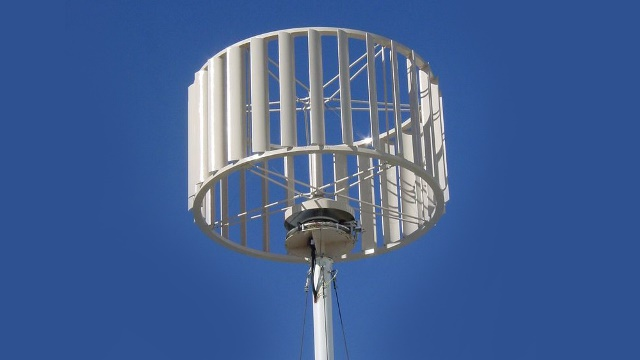 Global vertical axis wind turbine market is to grow at a CAGR of 14.98%