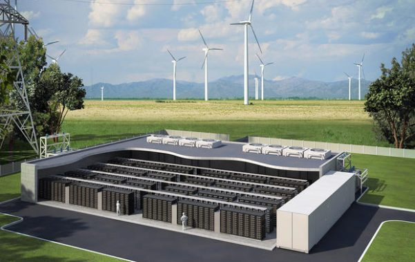Battery energy storage