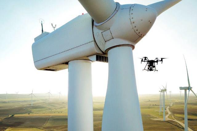 3DX HD Sulzer Schmid drone