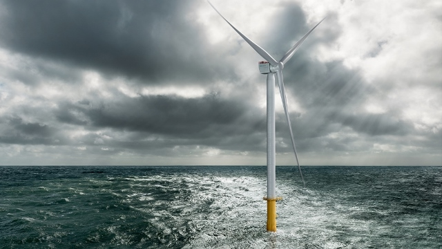 Siemens Gamesa Vattenfall for wind turbines