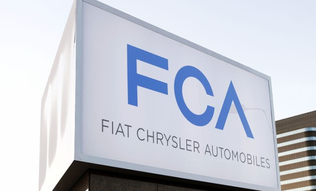 Fiat Chrysler Electric Vehicle
