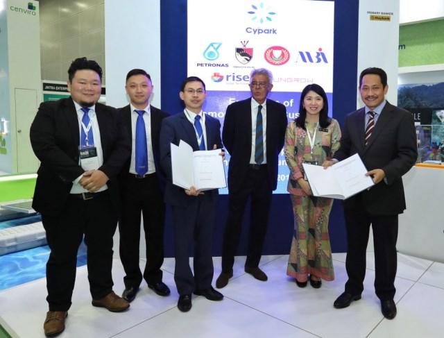 Risen Energy in Malaysia