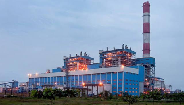 NTPC power plant India