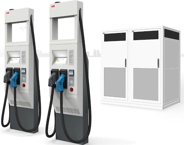 ABB EV chargers