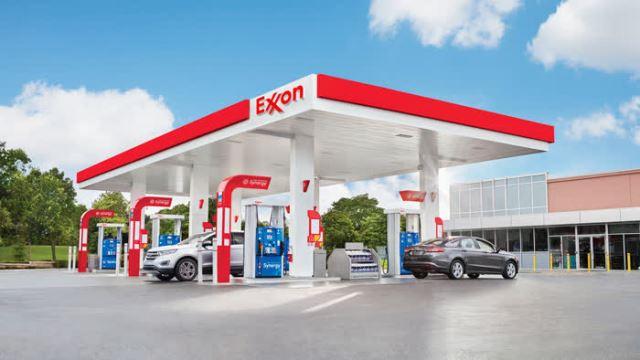Exxon Mobil business