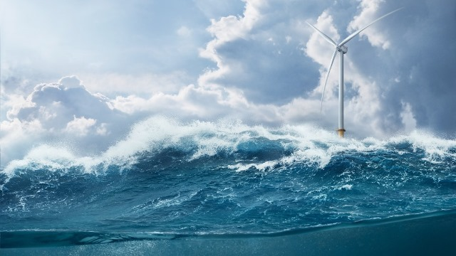 Siemens Gamesa 14 MW offshore Direct Drive turbine