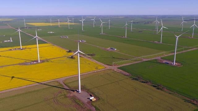 Siemens Gamesa wind turbine Australia