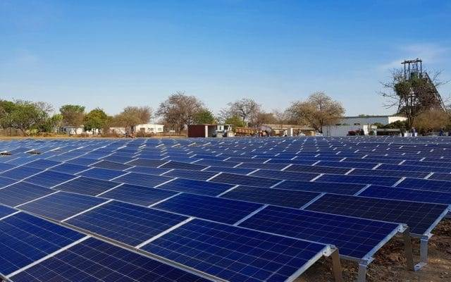 mini-grids in Africa